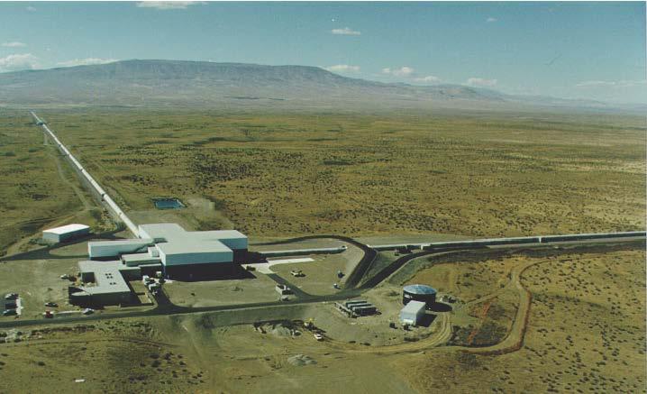 Fieldwork for Necropolis Amerikkka: LIGO Gravitational Wave