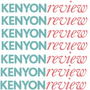kenyon review logo Wikswo