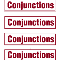 conjunctions logo